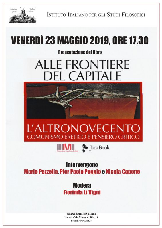 Alle frontiere del capitale